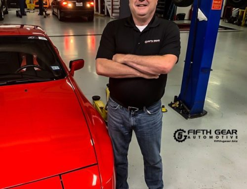 Get to know our Service Advisor, Jeff!